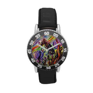 """El reloj del niño del """"Seahorse"""""""