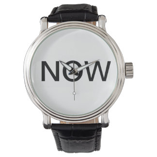 El reloj del Now