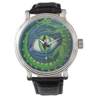 El reloj del ojo del dragón