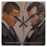 El reloj presidencial intemporal, el vínculo