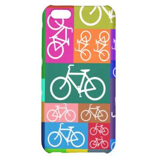 El remiendo monta en bicicleta arte