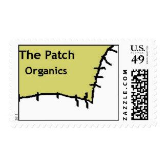 El remiendo, sello de la materia orgánica