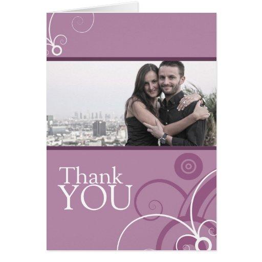 El remolino le agradece tarjeta de felicitación