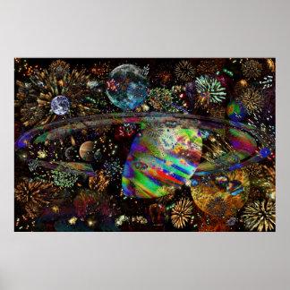 El renacimiento de Venus 2859a Poster