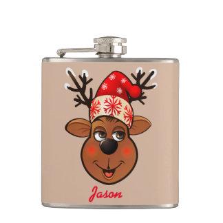 El reno de Papá Noel de encargo