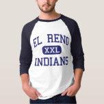 EL Reno - indios - mayor - EL Reno Oklahoma Playeras