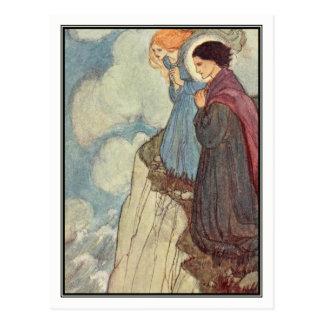 El Repining por Florencia Harrison Tarjetas Postales