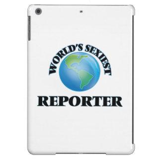 El reportero más atractivo del mundo