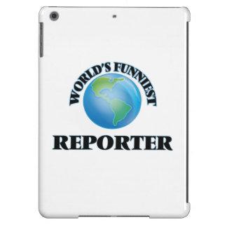 El reportero más divertido del mundo