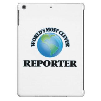 El reportero más listo del mundo