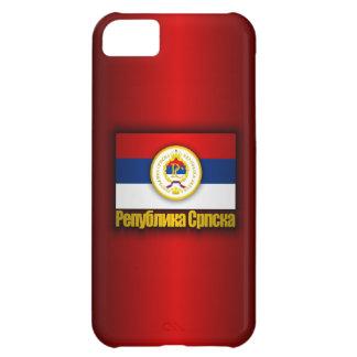 El República Serbia Carcasa iPhone 5C