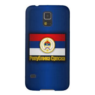 El República Serbia Carcasa De Galaxy S5