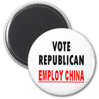 El republicano del voto emplea China Imán Para Frigorifico