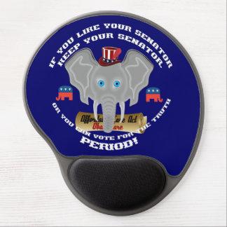 El republicano este diseño cabe todos alfombrilla con gel