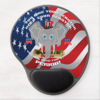 El republicano este diseño cabe todos alfombrillas con gel