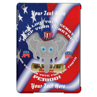 El republicano este diseño cabe todos funda para iPad air