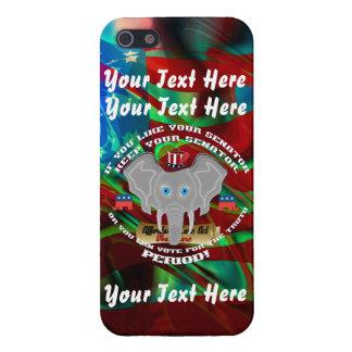 El republicano este diseño cabe todos iPhone 5 funda