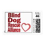 El rescate ciego Alliance del perro sella