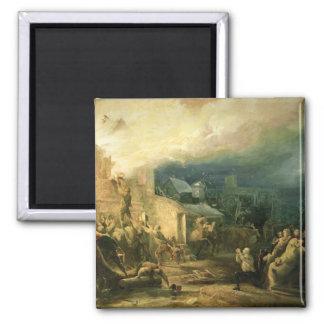 El rescate de John Wesley Imán Cuadrado