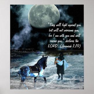 El rescate Jeremiah1: 18 Poster
