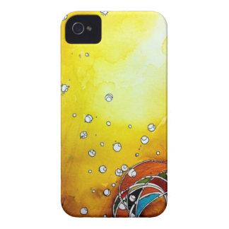 El resplandor Case-Mate iPhone 4 cárcasas