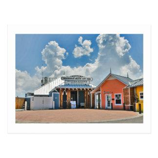 El restaurante de Rafael putrefacto Postales