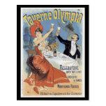 El restaurante del ~ de Taverne Olympia abre toda  Postales