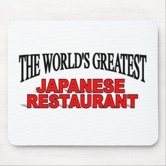 El restaurante japonés más grande del mundo mousepad