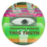 El resto de las creencias son una alusión plato