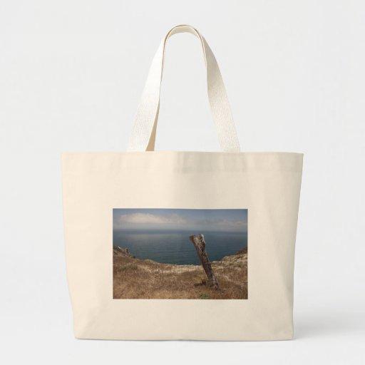 El retratamiento del artista bolsa lienzo
