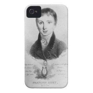 El retrato de Franz Liszt (1811-86) envejeció 11 ( iPhone 4 Carcasa