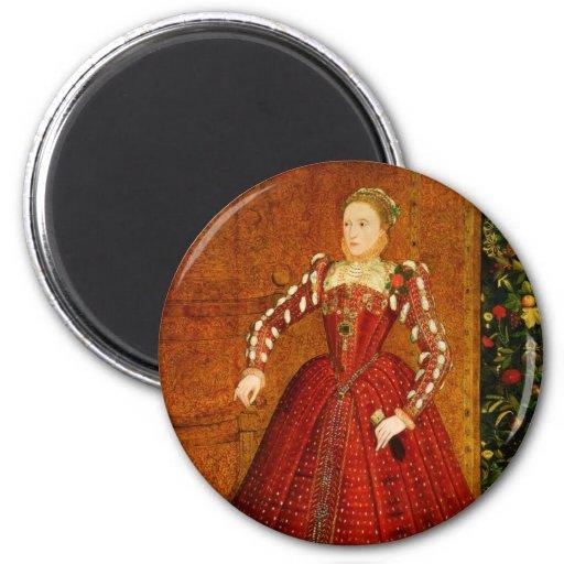El retrato de Hampden de Elizabeth I de Inglaterra Iman De Nevera