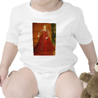 El retrato de Hampden de Elizabeth I de Inglaterra Trajes De Bebé
