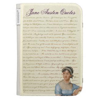 El retrato de Jane Austen con citas enciende la ca