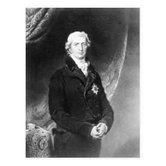 El retrato de Roberto deposita Jenkinson Tarjetas Postales