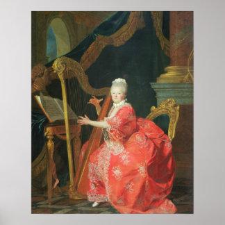 El retrato de una señora dijo ser señora Adelaide Impresiones