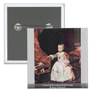 El retrato del infante Philip prospera Pin