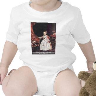El retrato del infante Philip prospera Trajes De Bebé