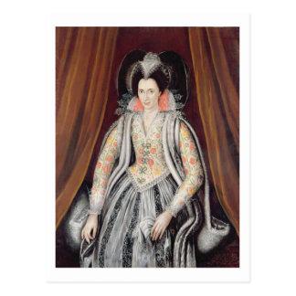 El retrato dijo ser Susan, señora Grey Postal