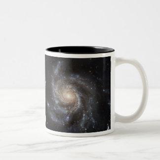 El retrato más grande de la galaxia de Hubble Tazas De Café