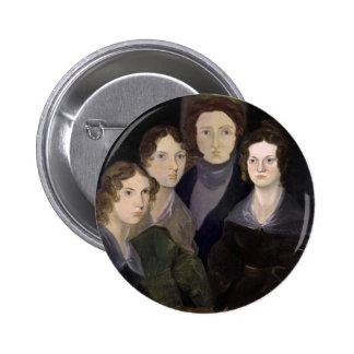 El retrato restaurado ~ del pilar de Brontës Pins