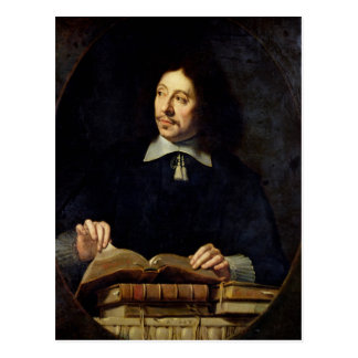 El retrato supuso ser Etienne Delafons, 1648 Tarjetas Postales
