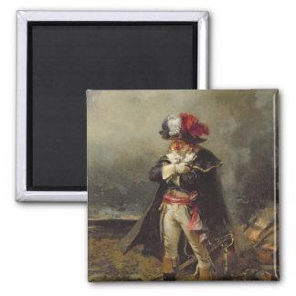El retrato supuso ser Lazare Carnot 1872 Imán Cuadrado