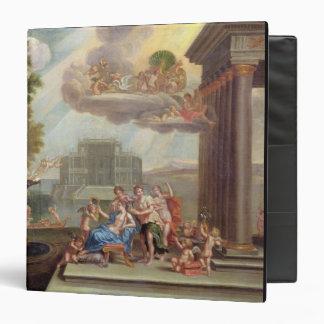 El retrete de Venus, siglo XVIII