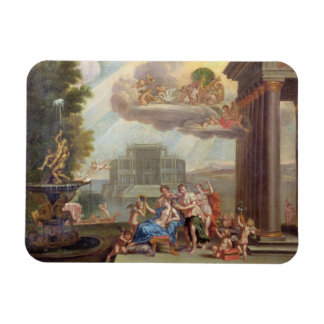 El retrete de Venus, siglo XVIII Imanes Flexibles