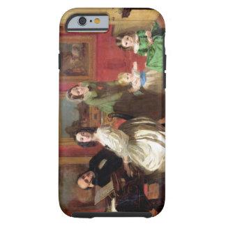 El Rev. y la señora Palmer-Lovell con su hija Funda De iPhone 6 Tough