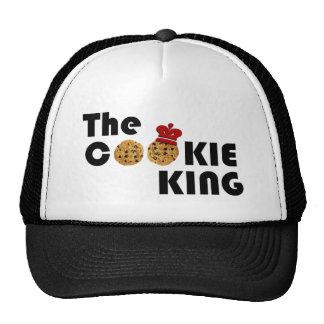 El rey Cap de la galleta Gorro De Camionero