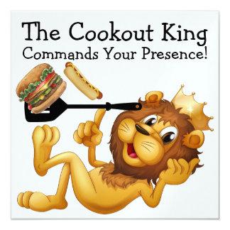 El rey del Cookout - SRF Comunicados Personales