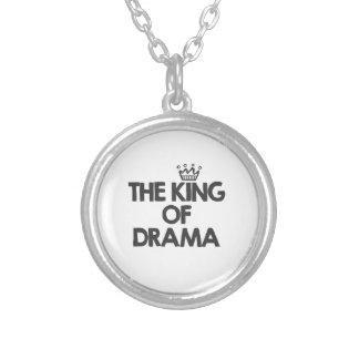 El rey del drama colgante redondo