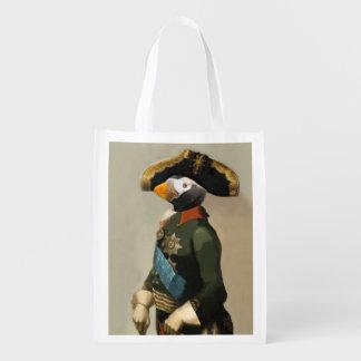 El rey del frailecillo - parodia del arte bolsa de la compra